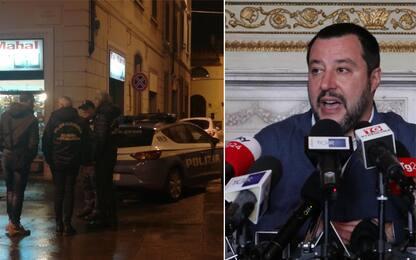 """Morto in fermo a Empoli, Salvini difende agenti: """"Cosa dovevano fare?"""""""