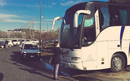 Cara di Castelnuovo, in corso nuovi trasferimenti di migranti