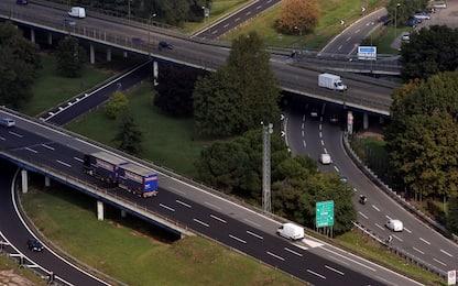 """Milano, viadotto della tangenziale Ovest """"a rischio per 4 anni"""""""