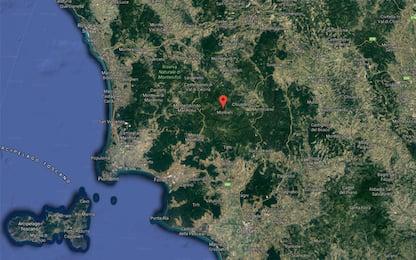 Terremoto tra Grosseto e Siena. Due scosse, di magnitudo 2.5 e 2.9