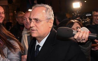Senato, Claudio Lotito torna in corsa per il seggio
