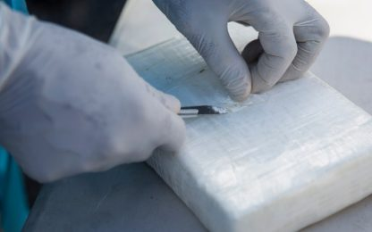 Marsala, avevano mezzo chilo di cocaina: due arresti
