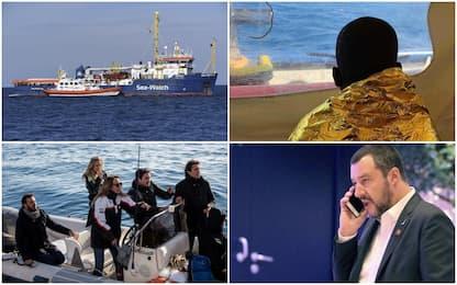 Sea Watch, dal salvataggio dei migranti allo sbarco: le tappe del caso