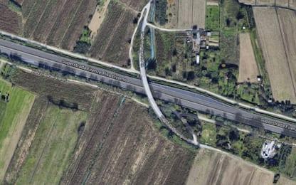 Pisa, chiuso cavalcavia sulla superstrada per cedimenti strutturali