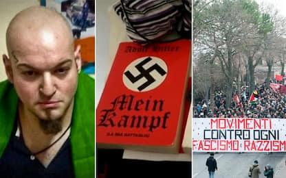 Macerata, un anno fa il raid razzista di Luca Traini