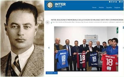 Inter e Bologna ricordano Arpad Weisz, ucciso ad Auschwitz