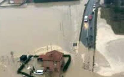 Esondazione Reno, Regione chiederà lo stato d'emergenza