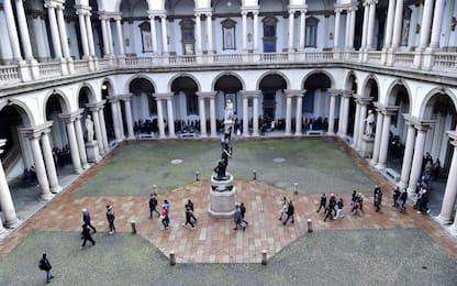 Ferragosto, alla Pinacoteca di Brera apertura gratuita straordinaria