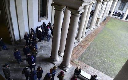 """Pinacoteca di Brera, ogni prima domenica del mese la coda è """"ludica"""""""