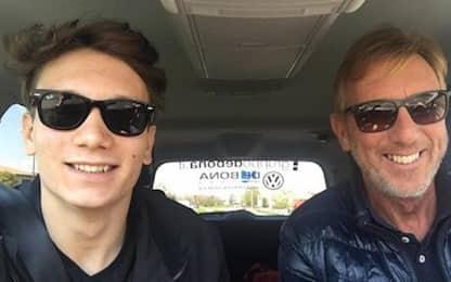 """Manuel Bortuzzo, il padre: """"Mio figlio ora sa della paralisi"""""""