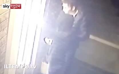 Manuel Bortuzzo, il video della sparatoria in cui è stato ferito