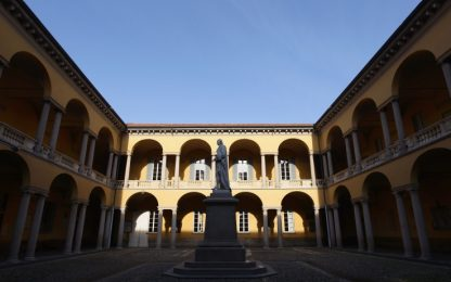 Antivirus Italia, sedute di laurea online all'Università di Pavia