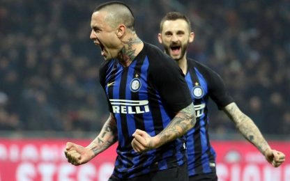 Serie A, Inter-Sampdoria 2-1: gol e highlights