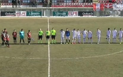 Cuneo-Pro Piacenza 20-0, club emiliano fuori da campionato e Figc