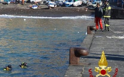 Acireale, sospese le ricerche sistematiche del 22enne disperso in mare
