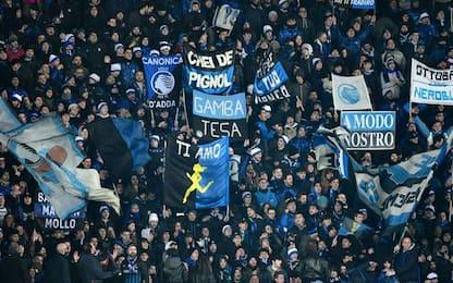 """Scontri ultras Atalanta-polizia a Firenze, il club: """"Sia fatta luce"""""""