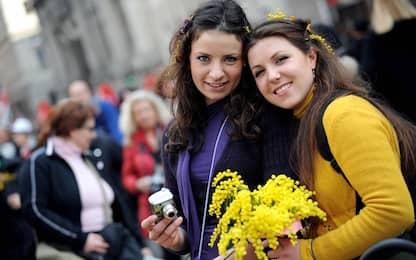 Festa della Donna, perché si regalano le mimose