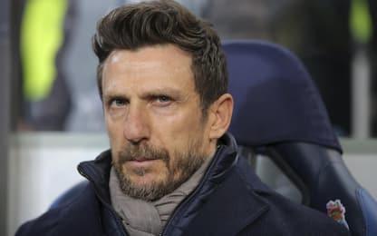 Di Francesco è il nuovo allenatore del Cagliari