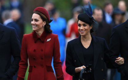 Meghan Markle e Kate Middleton: i dissidi in Casa Reale