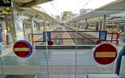Trasporti, proclamato sciopero dei lavoratori dell'Eav