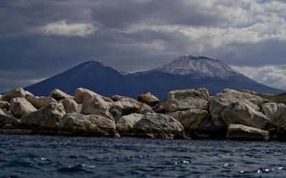 Campania, domani allerta meteo gialla