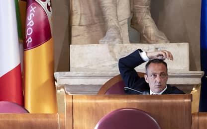 Decade sospensione, De Vito torna presidente dell'Assemblea capitolina