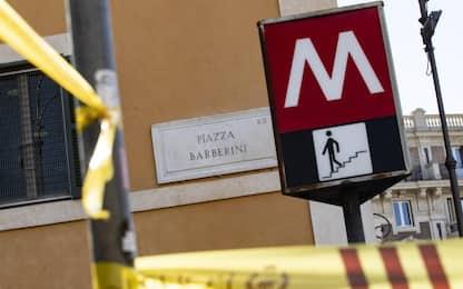 Metro Roma, a Barberini collaudo con esito positivo per 3 scale su 4