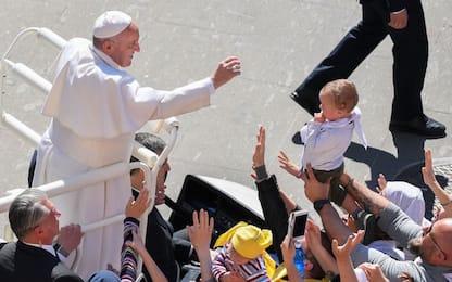 Papa Francesco in visita a Loreto