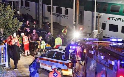 Scontro tra treni a Inverigo: riattivata la circolazione