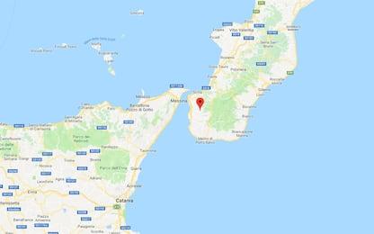 Terremoto a Cardeto, vicino a Reggio Calabria: scossa di magnitudo 2.9