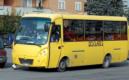 Savona, fermato bus delle elementari: autista in stato di ebbrezza