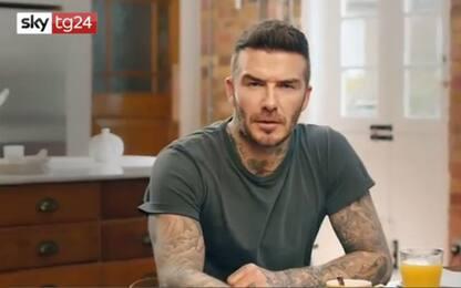David Beckham lancia la campagna contro la malaria: il video