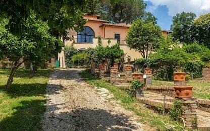 Velletri, in vendita a 1,5 milioni la villa di Eduardo De Filippo