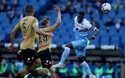 Serie A, Lazio-Udinese 2-0: gol e highlights