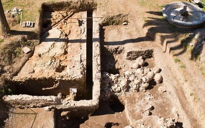 Ritrovamenti archeologici a Palazzo Corsini