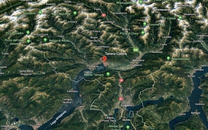 Svizzera, sub italiano 56enne muore nel Lago Maggiore