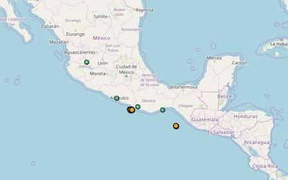 Terremoto in Messico, tre forti scosse nello Stato di Oaxaca