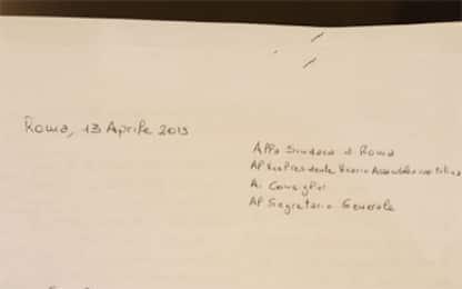 """Marcello De Vito, lettera alla sindaca Raggi: """"Non mi dimetto"""""""
