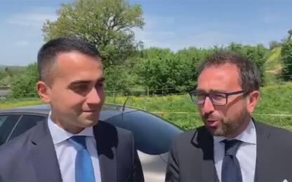 Incidente per Di Maio e Bonafede, tamponata la loro auto