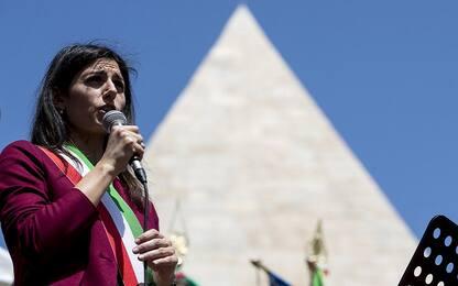 Roma, parte il corteo per festeggiare il 25 aprile