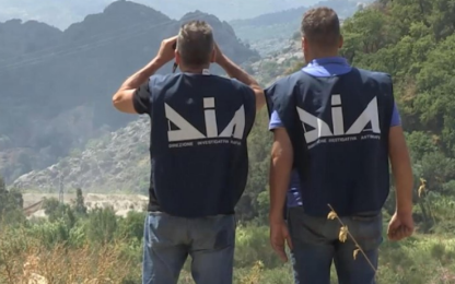 Mafia, Dia confisca beni costruttore Zummo a Palermo