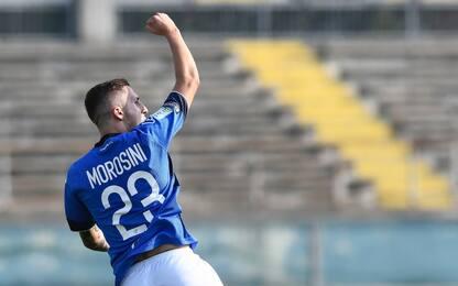 Brescia, calciatore Morosini minacciato di morte per un coro