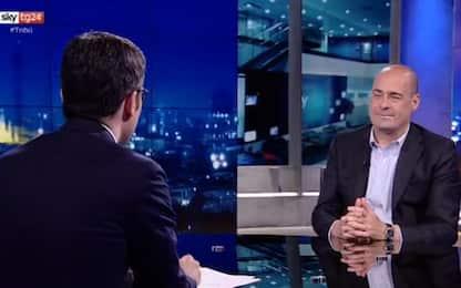 Tribù, Zingaretti: Lega-M5S litigano, ma restano sulle poltrone. VIDEO