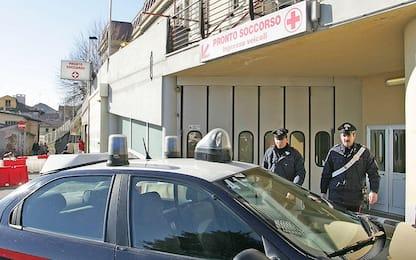 Moncalieri, identificato l'uomo morto in sala d'attesa: è un agricoltore
