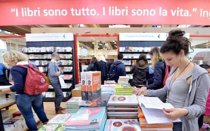Torino, Salone del libro 2021 in presenza dal 14 al 18 ottobre