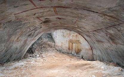 Domus Aurea Roma, riemerge la Sala della Sfinge