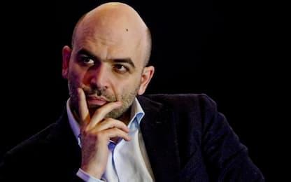 """Saviano al Salone: """"Si è detto no non a un libro, ma a dichiarazione"""""""
