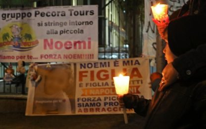 """Sparatoria a Napoli, i medici: """"Noemi è sveglia e cosciente"""""""