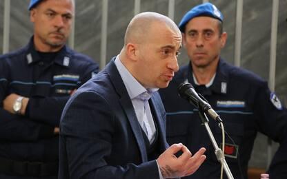 Ex calciatore ucciso: ergastolo per Raffaele Rullo e sua madre