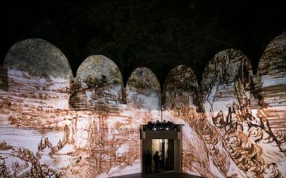 Leonardo da Vinci, 500 anni: l'inaugurazione degli eventi